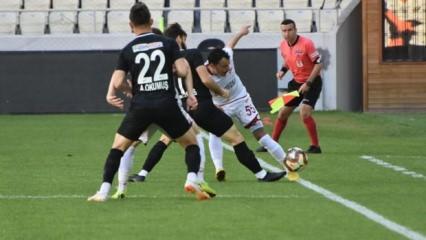 1. Lig'de çılgın maç! Dk. 85 3-0, Dk. 90 3-3