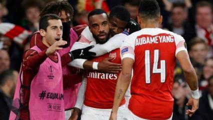 Arsenal evinde 3 golle finale göz kırptı!