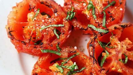 Domatesin faydaları nelerdir? Pişirilmiş domatesin bu faydası herkesi şaşırtıyor...