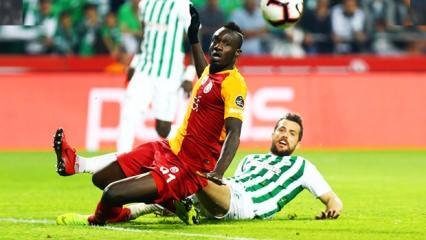 Konyaspor'dan G.Saray'a liderlik çelmesi!