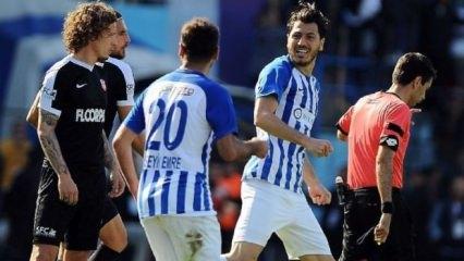 2. Lig playoff'ta Sarıyer ve Manisa avantajı kaptı!
