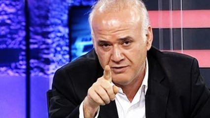 """Ahmet Çakar'dan şok sözler! """"Türk futbolunun 11 Eylül'ü"""""""