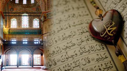 Peygamber Efendimiz (SAV)'in unutulmuş 'Ramazan sünnetleri'