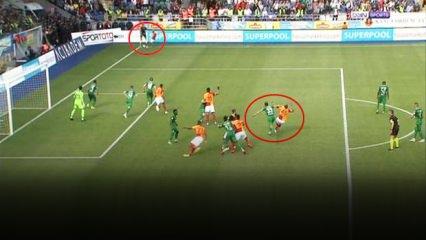 Rizespor - G.Saray maçında kural hatası iddiası!