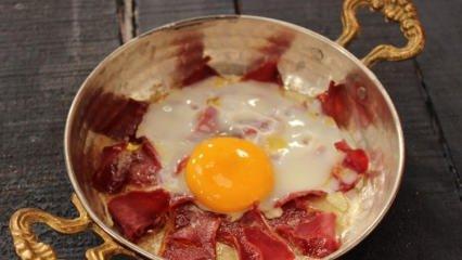 Yumurta-yı Hümayun nasıl yapılır?