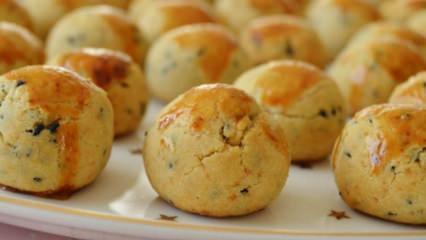 15 gün bayatlamayan enfes lokmalık kurabiye tarifi