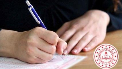 2019 Açık lise 3.dönem sınavı ne zaman? AÖL yeni sınav tarihi belli oldu
