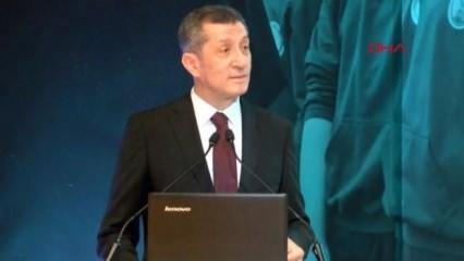 Milyonlar bekliyordu! Bakan Ziya Selçuk yeni eğitim sistemini açıkladı