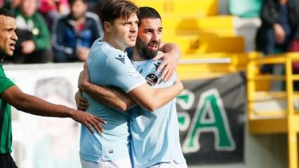 Başakşehir şampiyonluk maçına 3 eksikle çıkıyor