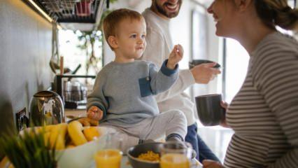 Bebeklerde alerjiye ne iyi gelir, belirtileri neler? Bebeklerde alerji yapan besinler...