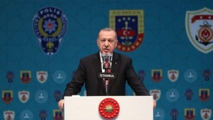 Erdoğan, evine dönen Suriyeli sayısını açıkladı!