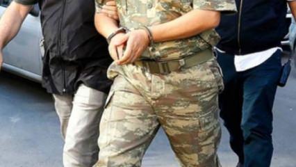 Görevdeki askerler için yakalama kararı! 7 ilde operasyon başladı