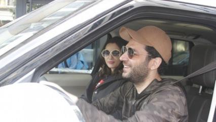 Murat Yıldırım ile eşi İmane Elbani nereye gidiyor?