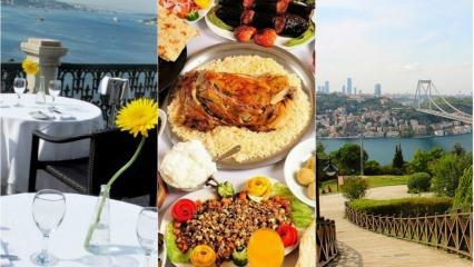İstanbul Anadolu Yakası iftar mekanları
