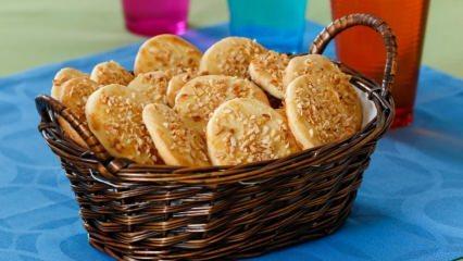 Kolay sable kurabiye tarifi