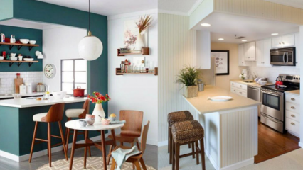 Mutfaklarınızı bayrama hazırlamanızı sağlayacak dekorasyon önerileri