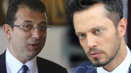 Şarkıcı Murat Boz CHP'ye yaptığı 100 bin TL'lik yardımının duyulmasını istedi!