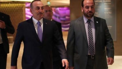 Tükiye'den kritik 'Suriye' açıklaması: Anlaşmaya yakınız!