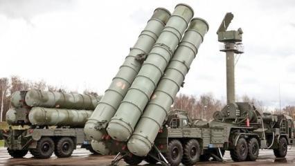 Türkiye'den S-400'lere iki kritik görev!