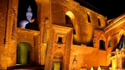 Ağrı İshak Paşa Sarayı'nın bilinmeyen özellikleri