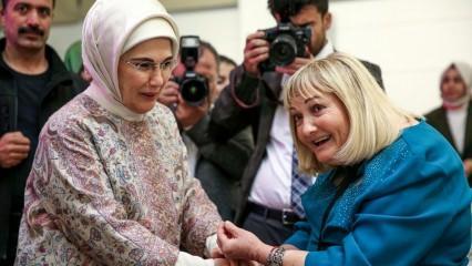 DSÖ'den Emine Erdoğan'a özel davet!