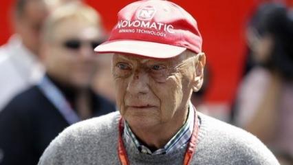 Formula 1 efsanesi Lauda hayatını kaybetti