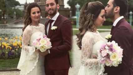 Hakan ve Sinem Çalhanoğlu çiftinden romantik paylaşım