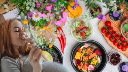 Hamileler ne yemeli, ne yememeli? Hamilelikte A'dan Z'ye sağlıklı beslenme