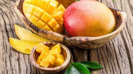Mangonun faydaları nelerdir? Düzenli mango tüketirseniz ne olur?