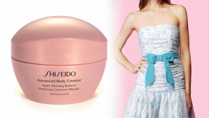 Shiseido Super Slimming Reducer krem ne işe yarar, nasıl kullanılır?
