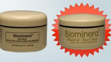 Biominera krem ne işe yarar? Biominera krem nasıl kullanılır?