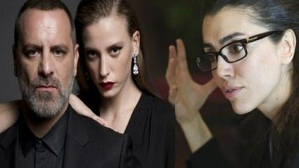 Yazar Azra Kohen Pi dizisinin yapımcısına dava açtı!
