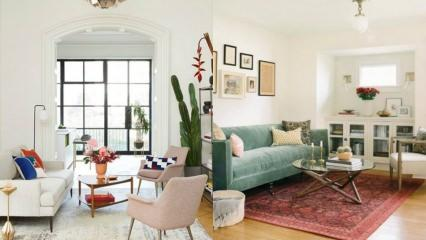 2019 yaz ev dekorasyonu trendleri