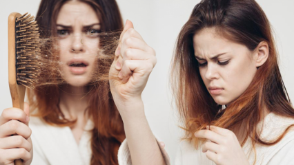 Hamilelikte ve doğum sonrası saç dökülmesi nedenleri
