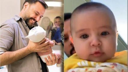 Alişan'ın oğlu Burak'ın ilk bayramı!