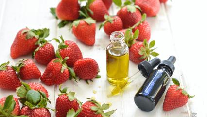 Çilek yağının cilde faydaları nelerdir? Çilek yağı ne işe yarar?
