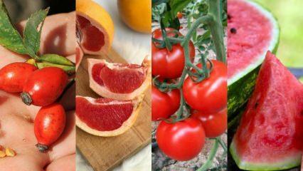 Likopen nedir ve hangi besinlerde bulunur? Likopenin faydaları nelerdir?