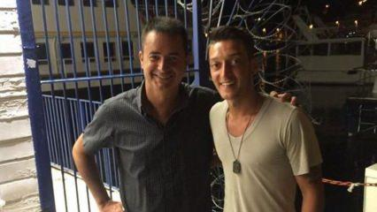 Mesut Özil Acun Ilıcalı'ya  komşu oldu!
