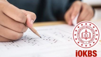 2019 Bursluluk sınav sonuçları (İOKBS) ne zaman açıklanacak?