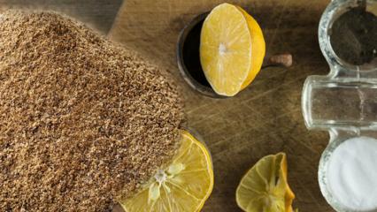 Karabiberin faydaları nelerdir? Karabiber limon ve tuz karışımı neye iyi gelir?