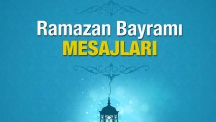 Ramazan Bayramı Mesajları: Her arayışa uygun bol çeşitli Bayram mesajları!