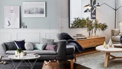 2019 mobilya dekorasyonunda renk trendleri