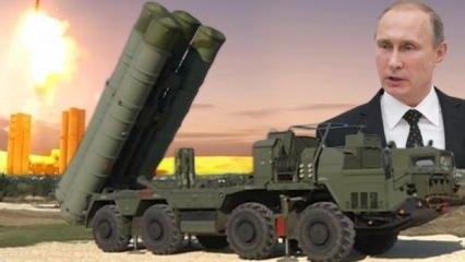 ABD'nin Türkiye'ye tehdidi sonrası Rusya'dan iki flaş S-400 açıklaması