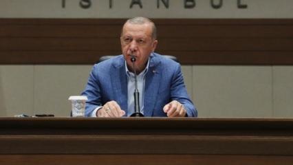 Erdoğan ilk kez konuştu: Affedilemez bir durum...