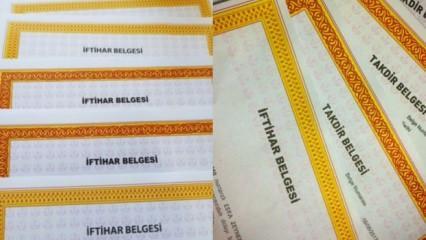 İftihar 'Üstün Başarı' belgesi ne demek? İftihar belgesi kimlere verilir?