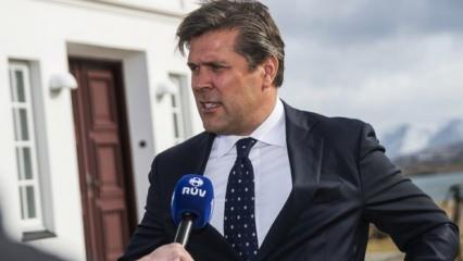 İzlanda Maliye bakanından skandal açıklama!