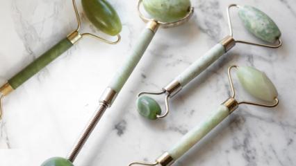 Jade Roller nedir? Jade Roller nasıl kullanılır?