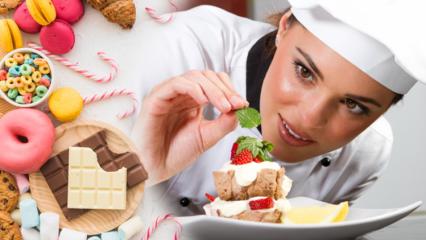 Diyet tatlı nasıl yapılır? Kilo aldırmayan en fit ve kolay tatlı tarifleri