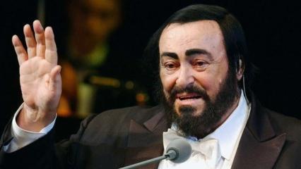 Dünyaca ünlü opera sanatçısı Luciano Pavarotti'nin hayatı film oluyor