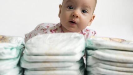 Bebek bezleri arasında en iyisi hangisi? Yeni doğan bez markaları ve fiyatları